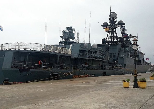「北莫爾斯克」號大型反潛艦