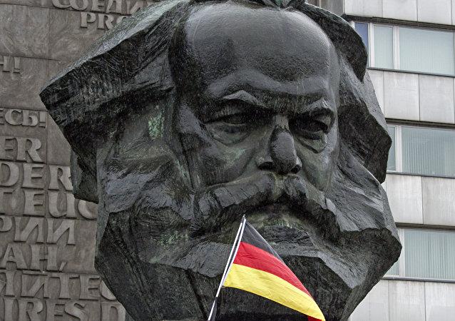 中國將向德國贈送馬克思雕像