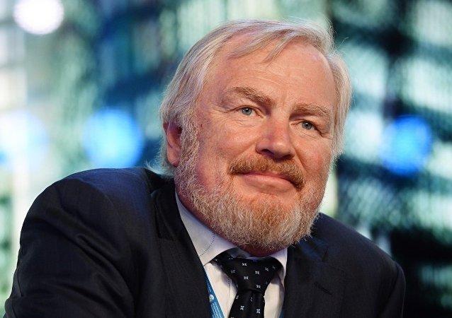 俄羅斯財政部副部長謝爾蓋•斯托爾恰克
