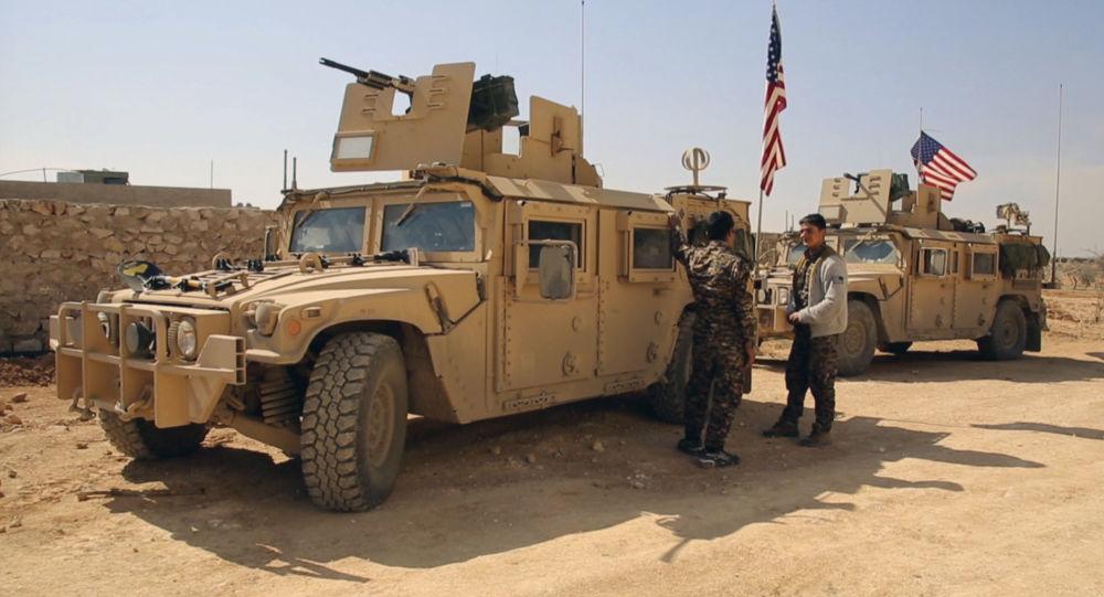 美軍駐敘利亞基地