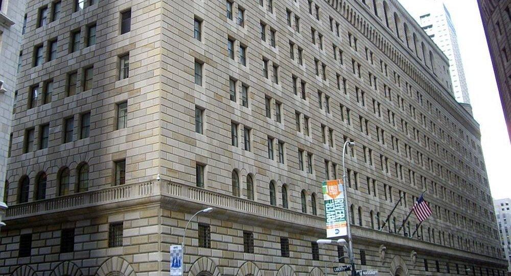 紐約聯邦儲備銀行