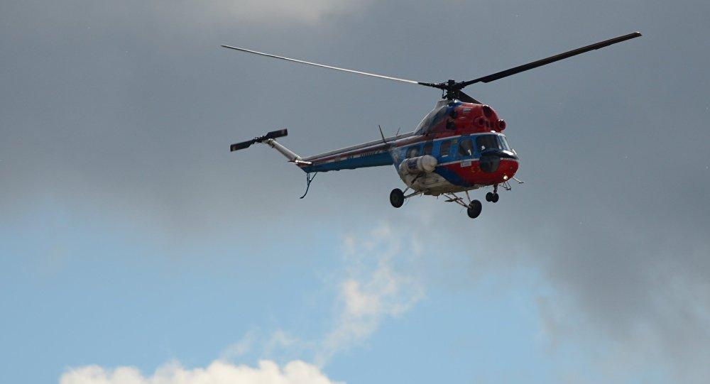 米-2直升機
