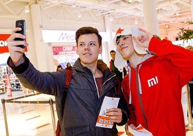 小米產品入圍最受俄羅斯人青睞的五款智能手機