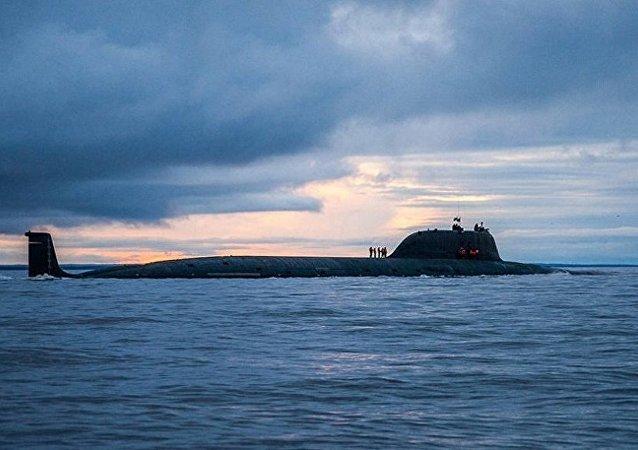 俄羅斯「亞森-M」級核潛艇
