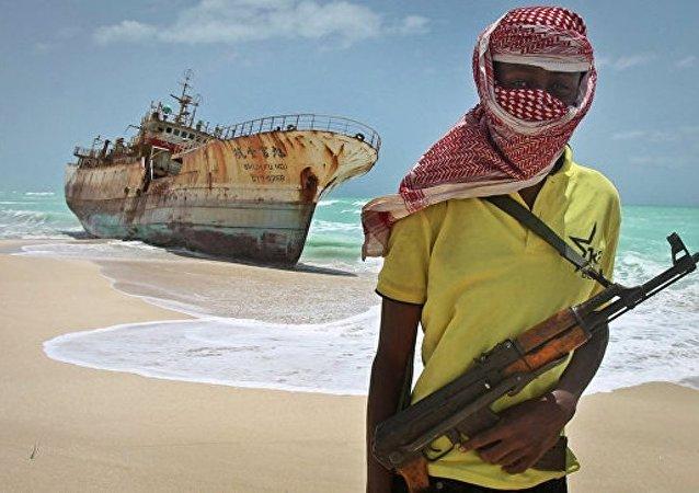 俄水手協會列出海盜襲擊風險最高地區