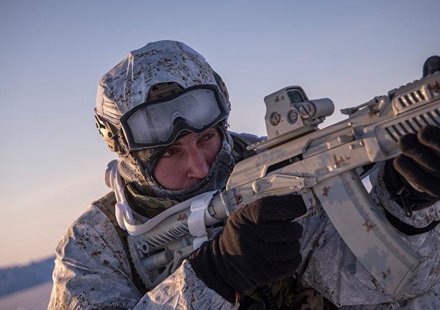 美國媒體談及俄羅斯在北極部署的「古董級」防禦系統