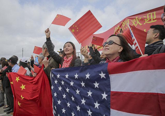 如何看待當前中美相互「妖魔化」 中國駐美大使:需將受自身政治目的驅動的人同兩國人民區別開來