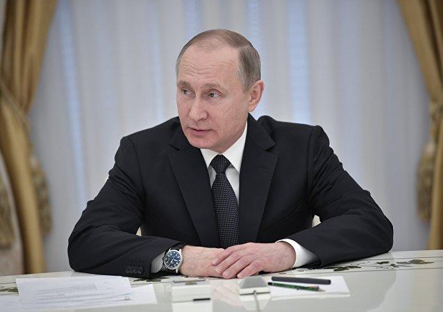 普京:幾乎每個獨聯體國家是恐怖襲擊的潛在目標