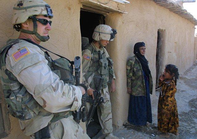 紹伊古:美國正實施在伊拉克和利比亞已被核准的新殖民主義戰略