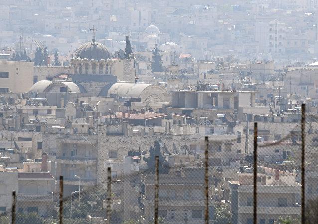 敘利亞哈馬市