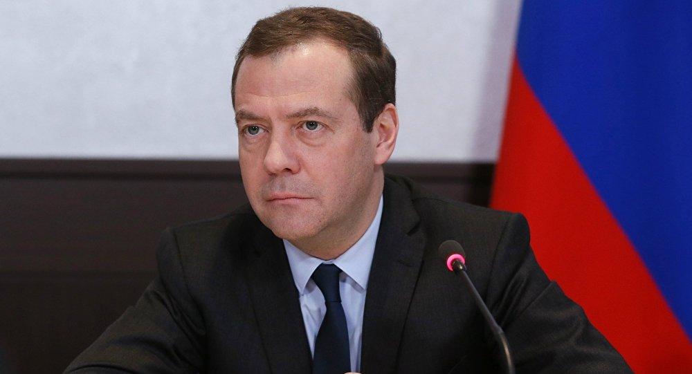 梅德韋傑夫將參加11月14日的馬尼拉東亞峰會