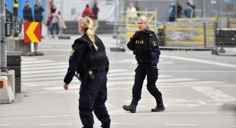 外媒:瑞典警方未證實在恐襲地卡車上發現炸藥包的消息
