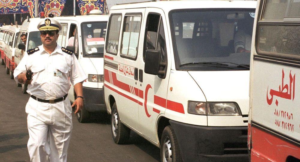 埃及急救車
