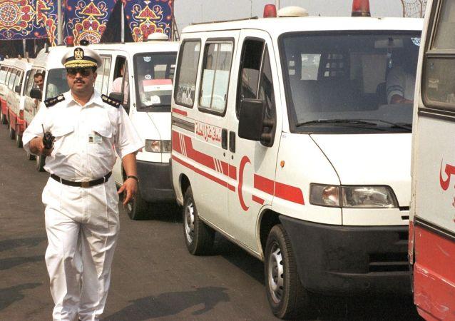 急救車,埃及