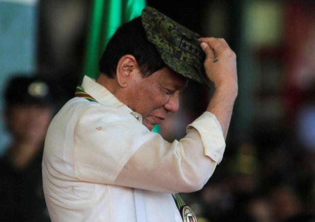 菲律賓希望繼續採購俄羅斯武器