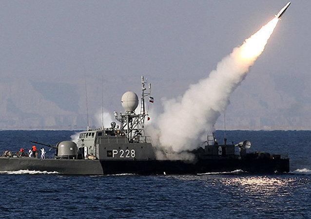 伊朗軍方:伊俄中演習區域不明偵察設備將被摧毀