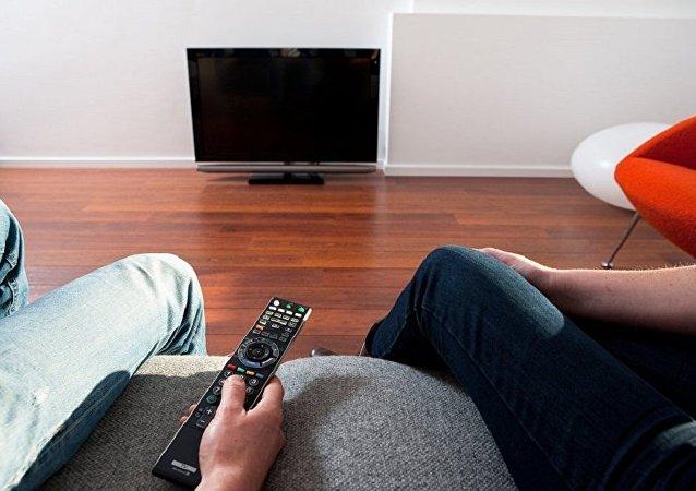 俄羅斯人最主要的娛樂是看電視