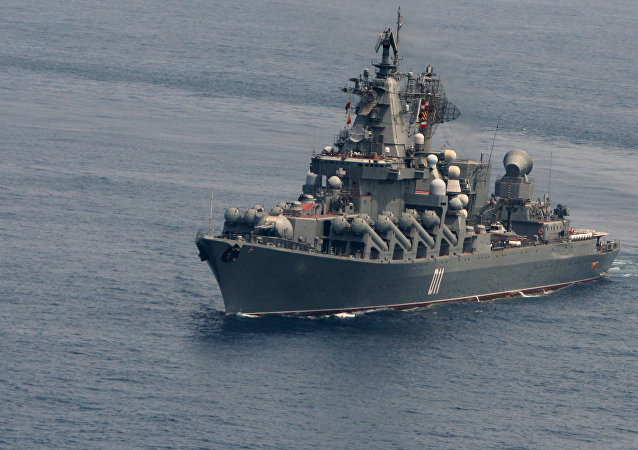 「瓦良格」導彈巡洋艦