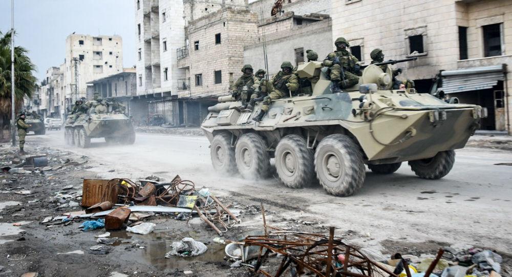 俄軍在敘陣亡的軍人家屬已抵達大馬士革 將與敘總統見面