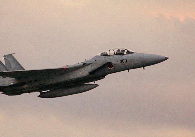 日本戰機,F-15