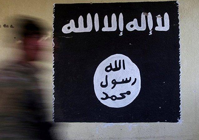 伊斯蘭國國旗