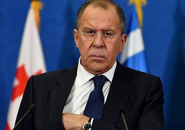 俄外交部:俄外長計劃出席北京的金磚國家外長會晤