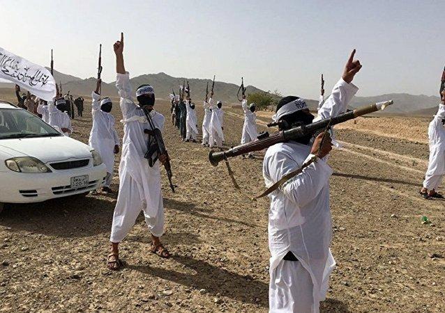 塔利班否認有關獲得俄軍事支持的說法