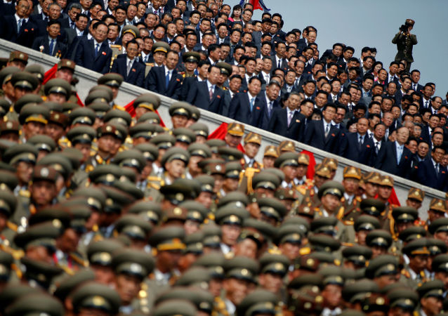 為領袖而活:如何保衛朝鮮領袖 (視頻,圖片)