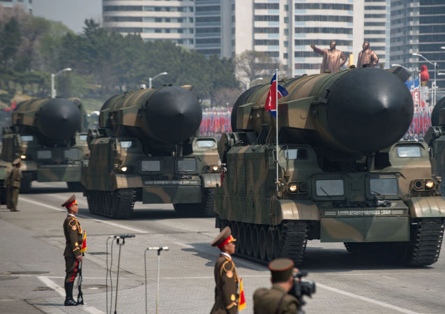朝鮮將為預先性打擊最大程度快速加強核力量
