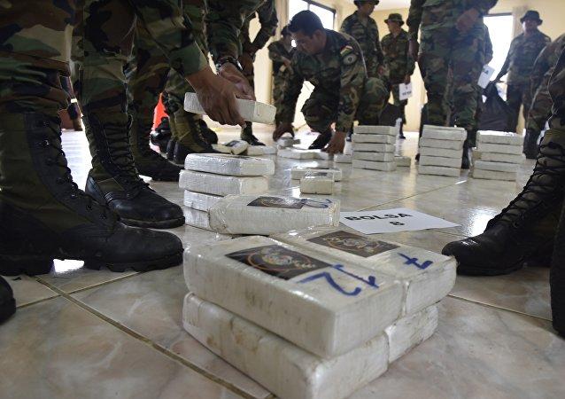 哥斯達黎加查獲近一噸可卡因