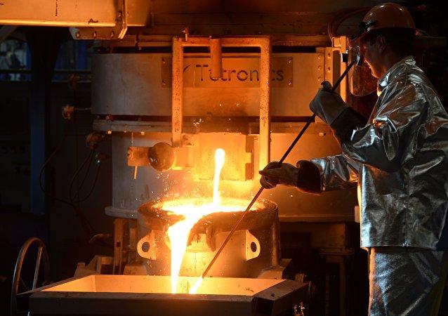 俄羅斯發明出生產有色金屬的超便宜方法