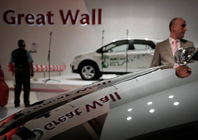 長城汽車圖拉工廠將於今年9月底前開始生產兩款哈弗跨界車
