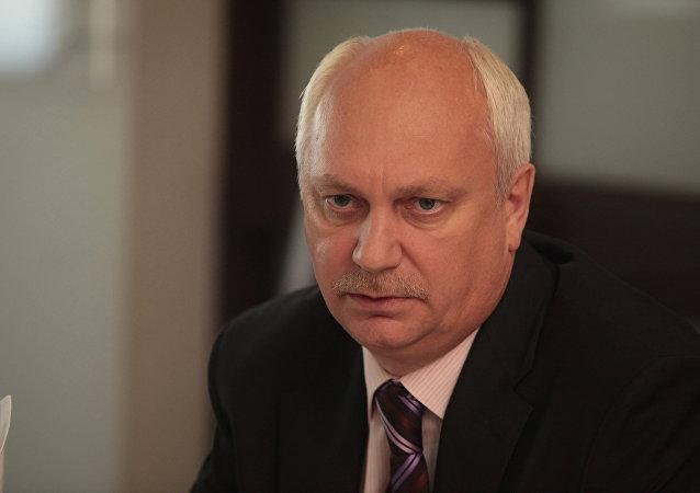 俄羅斯軍事總檢察長弗里金斯基遞交辭呈