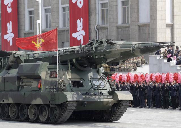 朝鮮勞動黨提出鞏固核遏制力的新方針