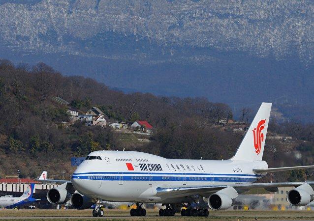 中國國航將恢復去年暫停的北京與平壤之間的定期航班