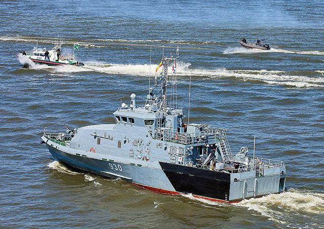 21980型'白嘴鴉雛'級反破壞艇