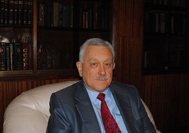 俄羅斯駐委內瑞拉大使扎耶姆斯基