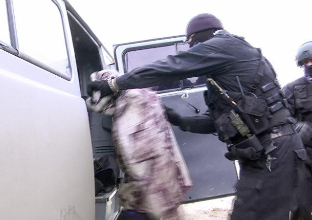 俄查獲的恐怖分子招募事例增多60%