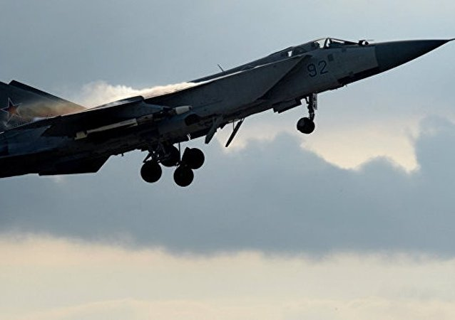 新型遠程攔截機研發工作將很快啓動