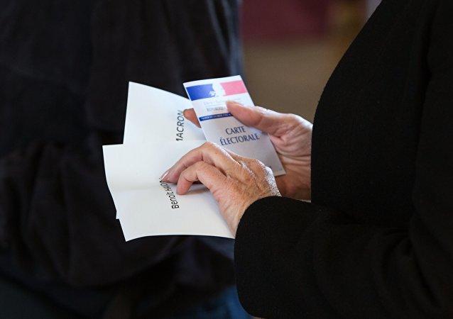法國總統選舉