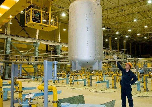俄羅斯原子能集團下屬的燃料元件集團