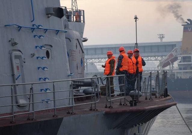 ВМС Украины и Турции на ракетных стрельбах в Одессе