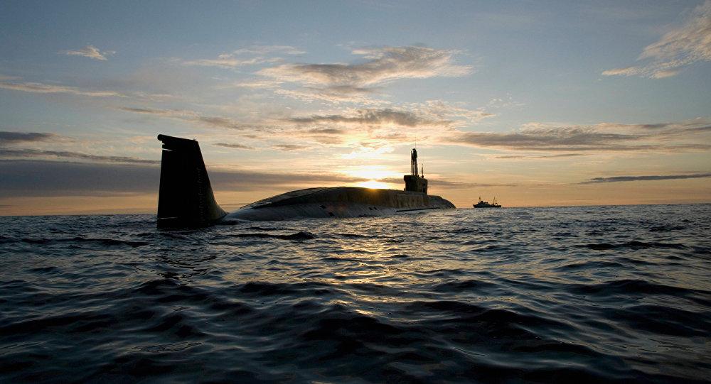 媒體:俄第五代潛艇將裝備獨有的魚雷發射器