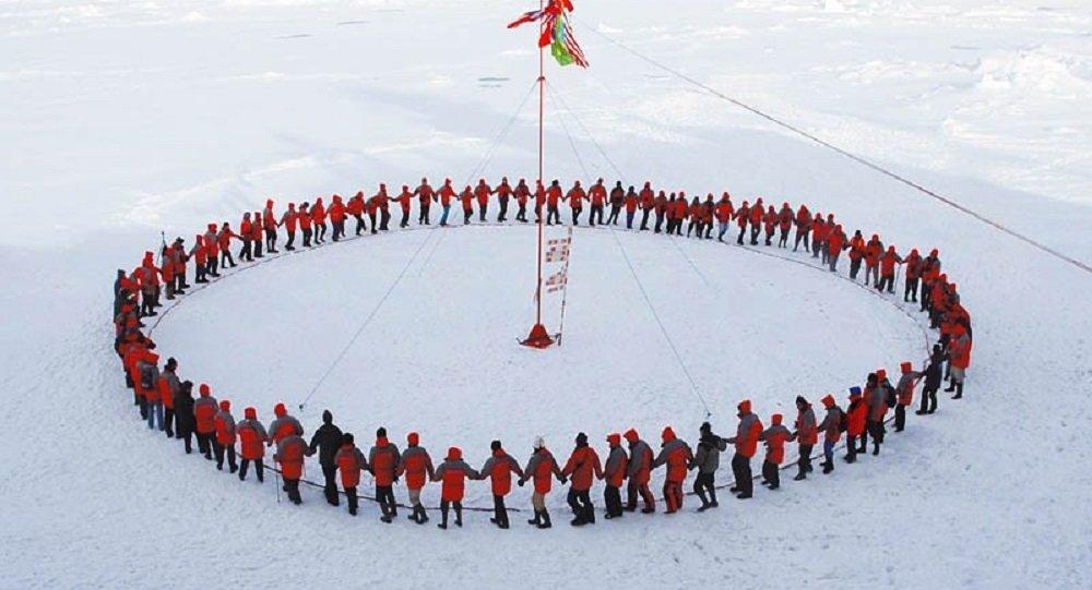 中國有意發展俄北極地區旅遊