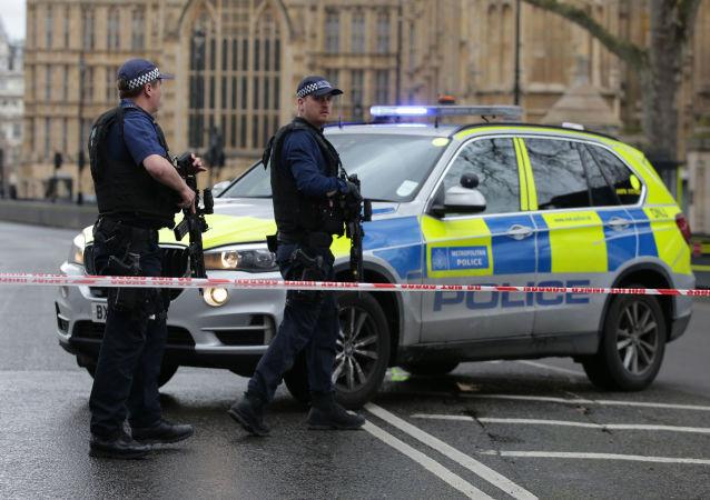 英國警方(資料圖片)