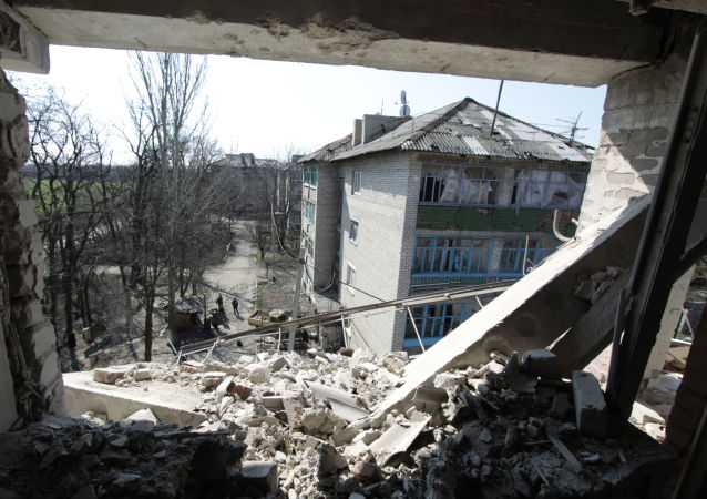 停火監控與協調聯合中心:烏軍一晝夜向頓涅茨克人民共和國發射350多枚炮擊炮彈