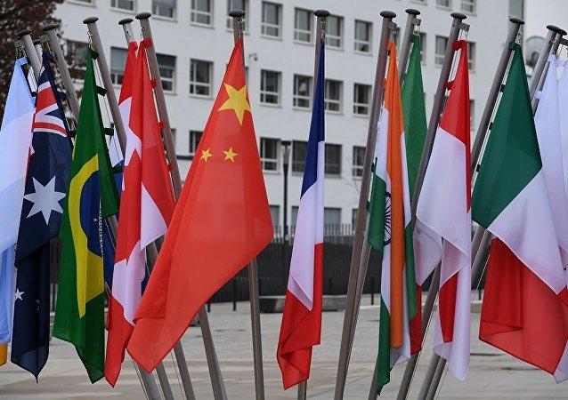 G20領導人將在公報中談及全球經濟增長的速度和下降的風險