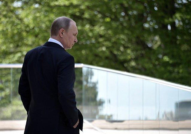 普京:將頓巴斯與烏克蘭分離的是烏方的封鎖