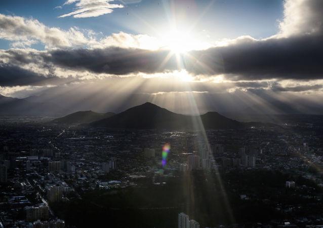 智利首都聖地亞哥