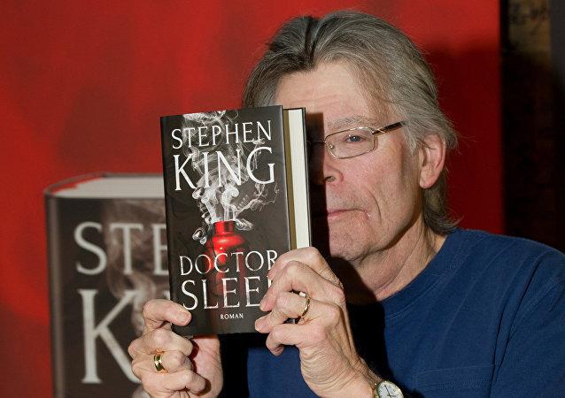 斯蒂芬·金談為何很多人在隔離期間愛看恐怖小說